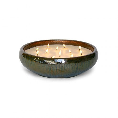 Bennett Candle - Leaf Green - Juniper Cypress