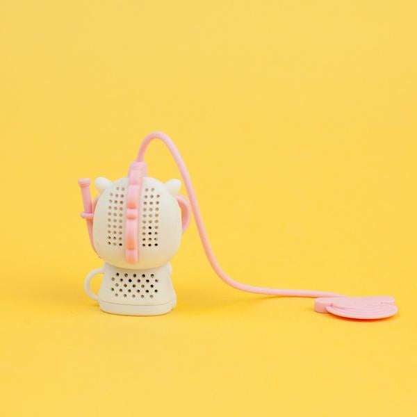 Unicorn Tea Infuser Back View