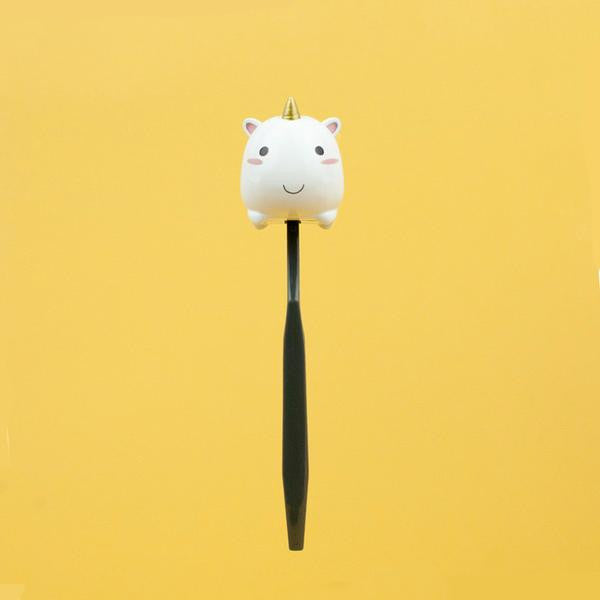 Unicorn Toothbrush Protector Front View