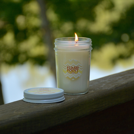 Maxi Candle - Sunset Citronella