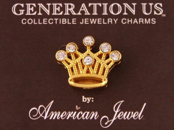Jewel - Crown - Gold