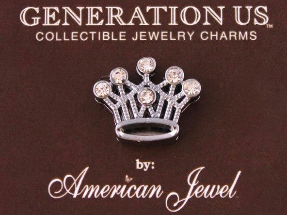Jewel - Crown - Silver