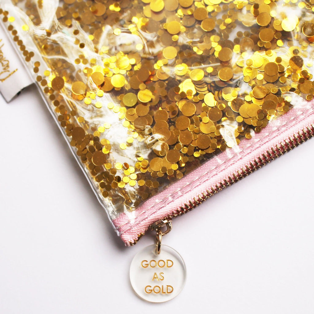 Good As Gold Everything Pouch