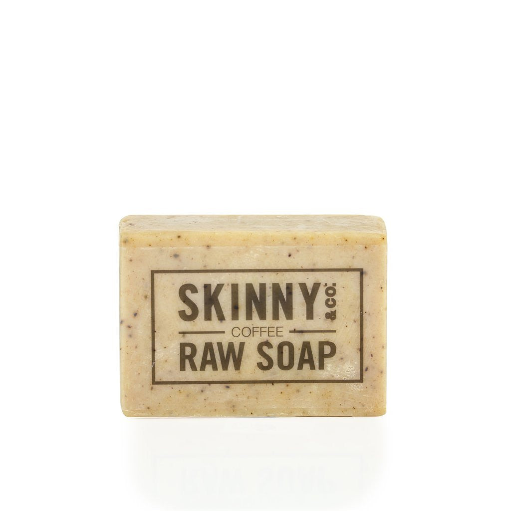 Raw Soap Coffee