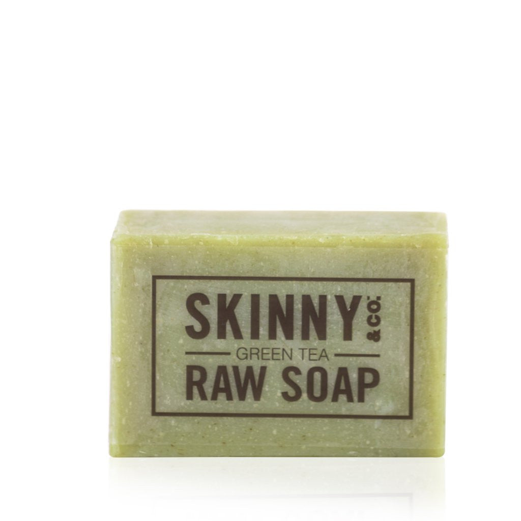 Raw Soap Green Tea