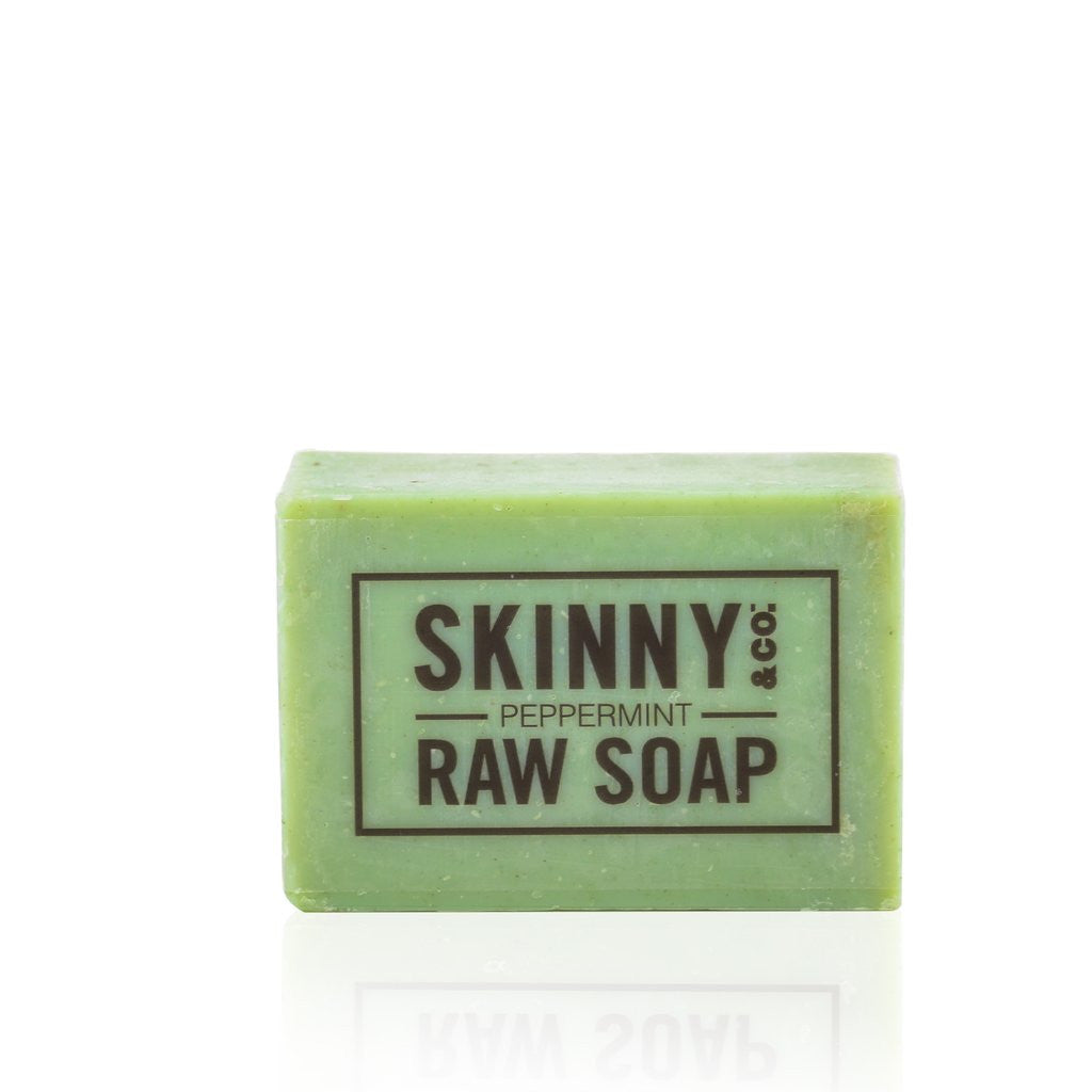 Raw Soap Peppermint