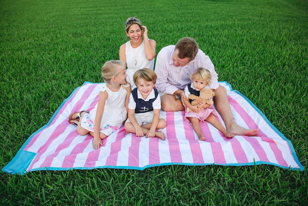 Brilliant Blanket - The Cabana Collection - Cabana Pink