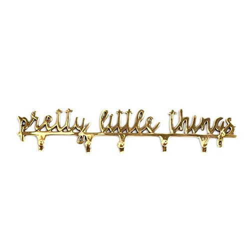 Pretty Little Things Wall Hook