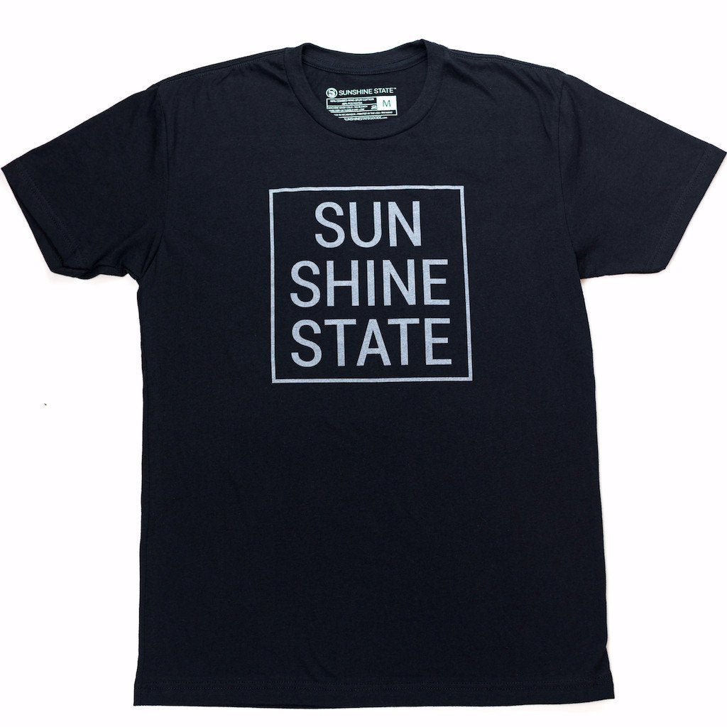 Sunshine State Tee - Black