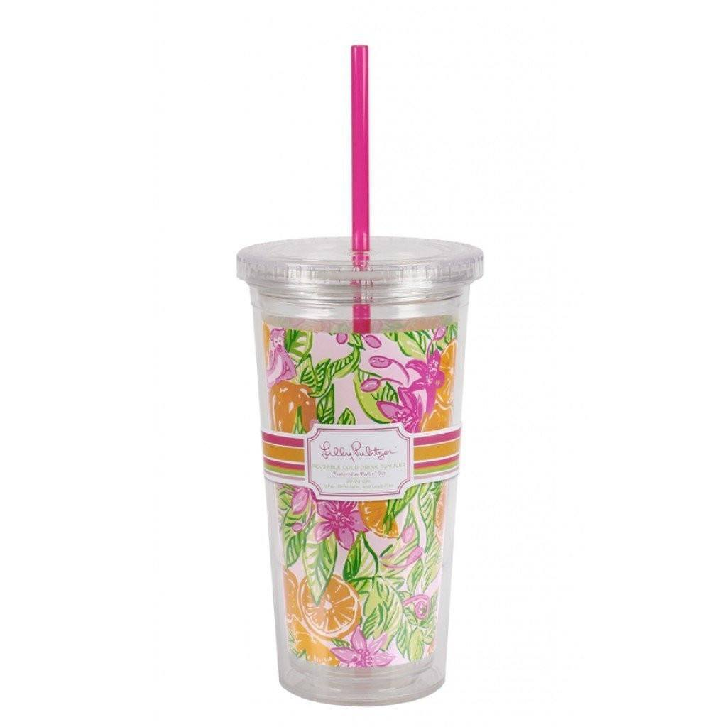 Acrylic Tumbler - Tumbler With Straw - Peelin Out