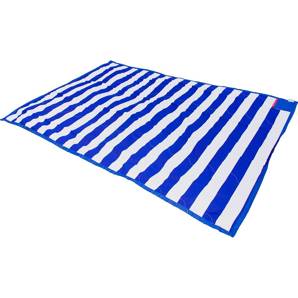 Beach Blanket - Brilliant Blanket - The Cabana Collection - Cabana Blue