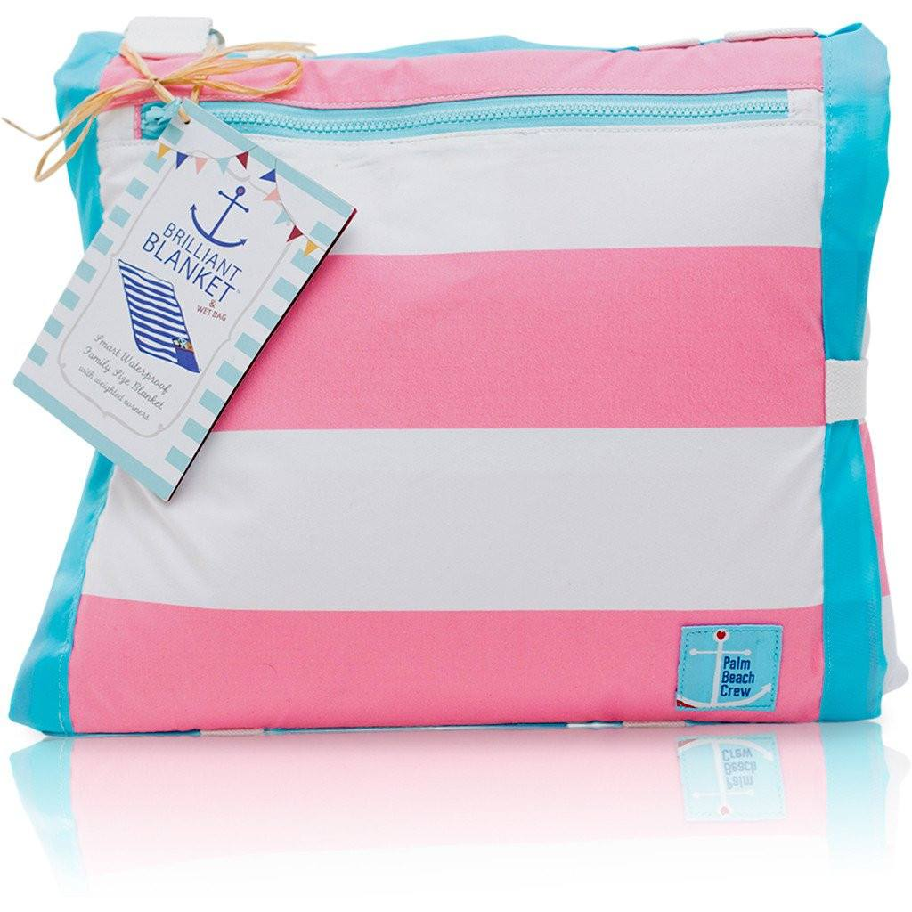 Beach Blanket - Brilliant Blanket - The Cabana Collection - Cabana Pink