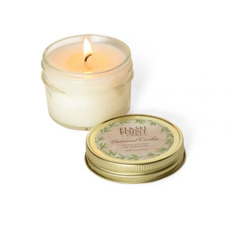 Candle - Holiday Mini Candle - Oatmeal Cookie