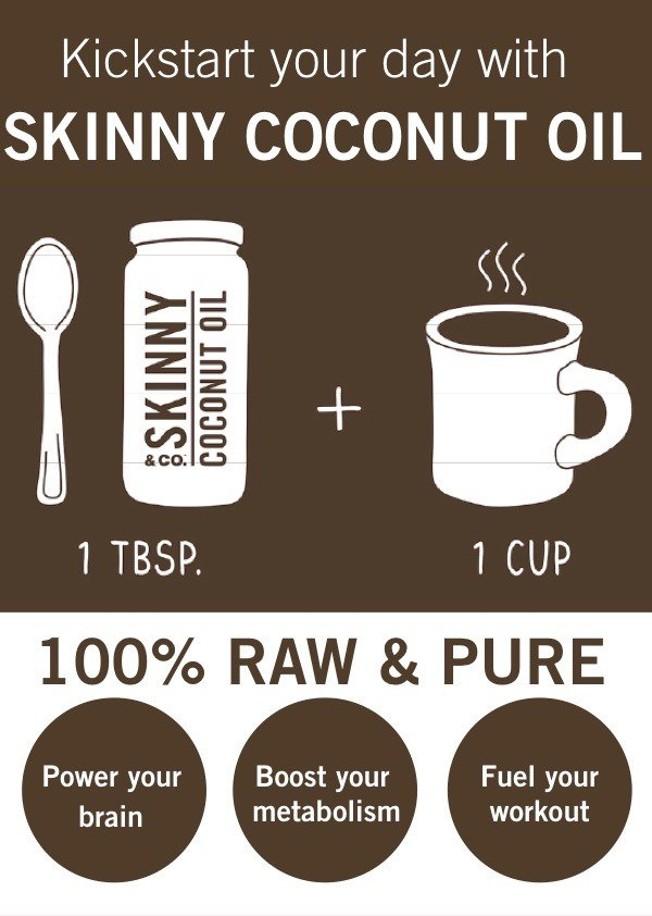 Coconut Oil - Coconut Oil