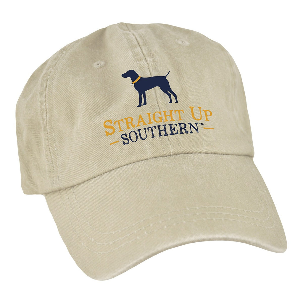 Hat - Straight Up Southern Cap - Khaki