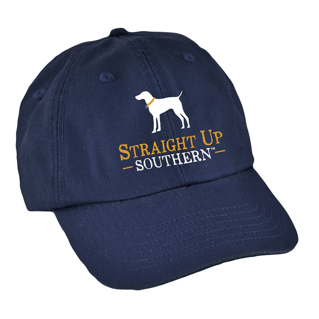 Hat - Straight Up Southern Cap - Navy