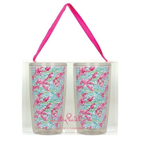 Insulated Tumbler - Insulated Tumbler Set - Lobstah Roll