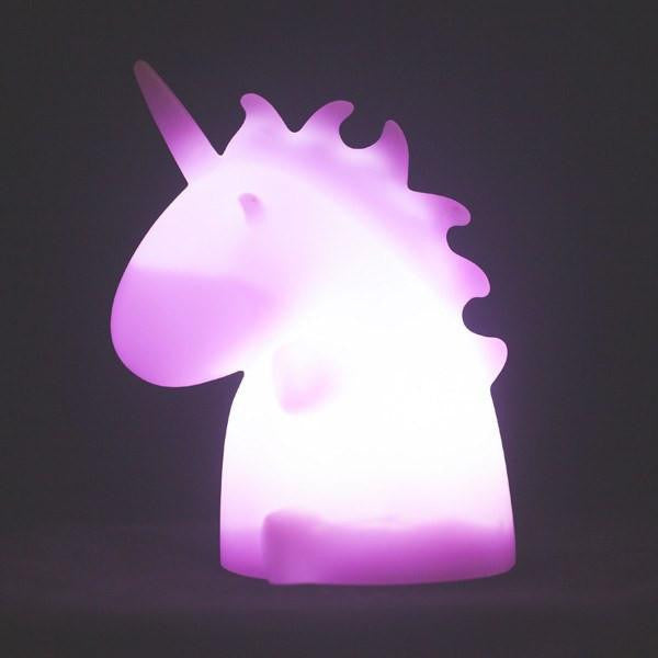 Unicorn Ambient Light - Purple