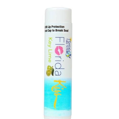 Lip Balm - Florida Kiss Lip Balm - Key Lime