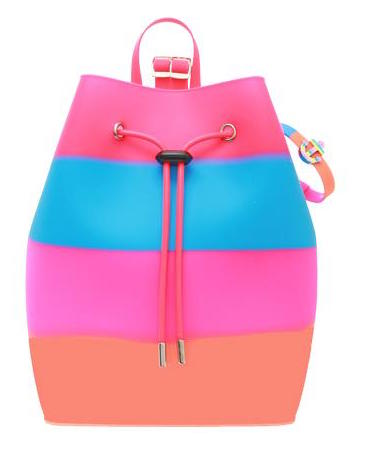 Bucket Bag - Rainbow