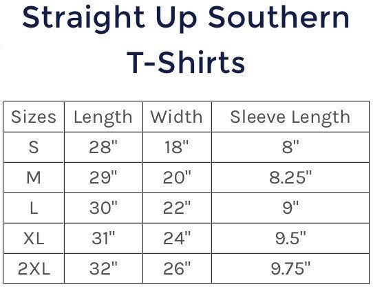 Shirt - Straight Up Southern Shirt - Mint