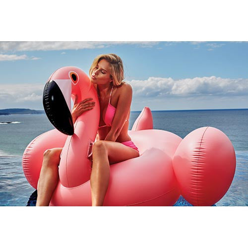 Inflatable Flamingo - Pinkie