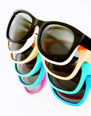 Sunglasses - Junior Shades - Goonies Teal