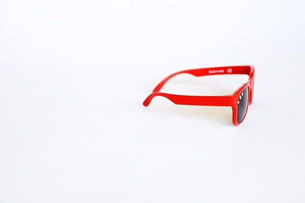 94a35b40f3 Sunglasses - Junior Shades - Mcfly Red · ro•sham•bo baby   Sunglasses