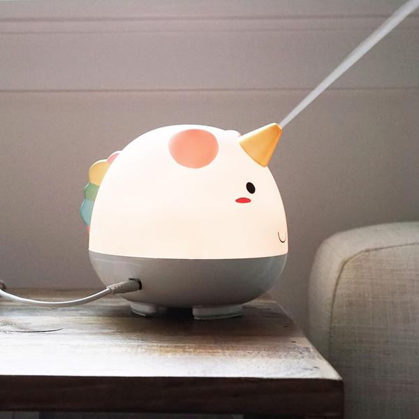 Unicorn Diffuser Side View