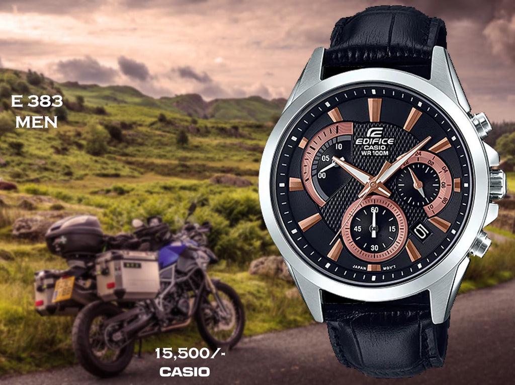 Casio Edifice for Men E 383 (Special Offer)