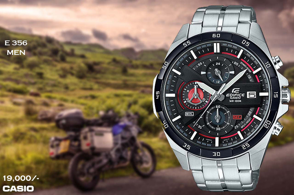Casio Edifice for Men E 356 (Special Offer)