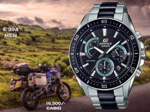 Casio Edifice for Men E 394 (Special Offer)