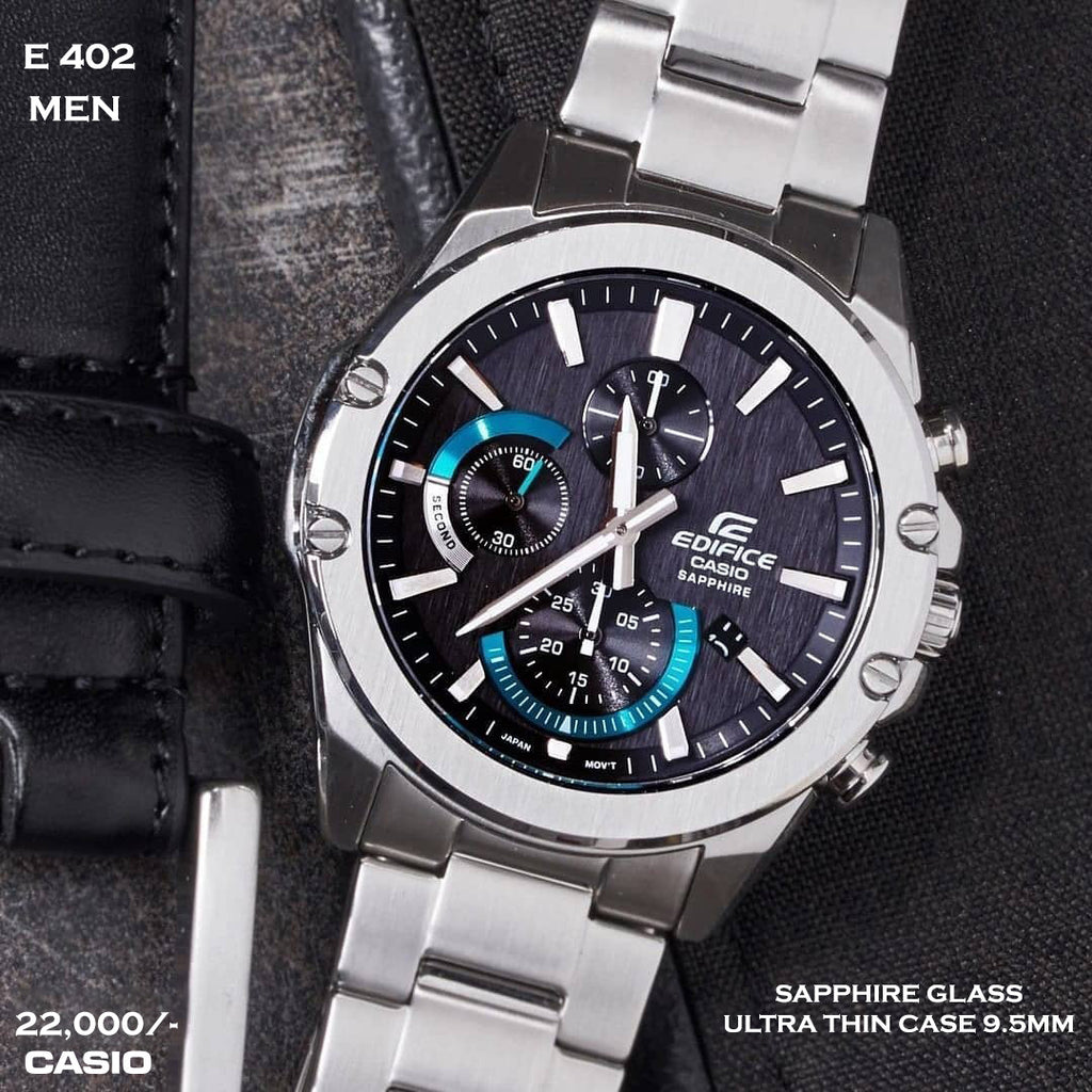 Casio Edifice for Men E 402 (Special Offer)
