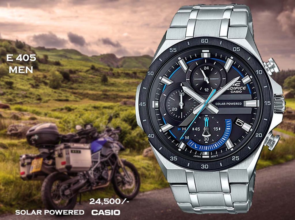 Casio Edifice for Men E 405 (Special Offer)