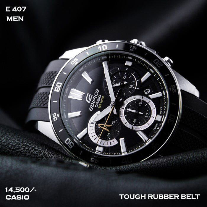 Casio Edifice for Men E 407 (Special Offer)
