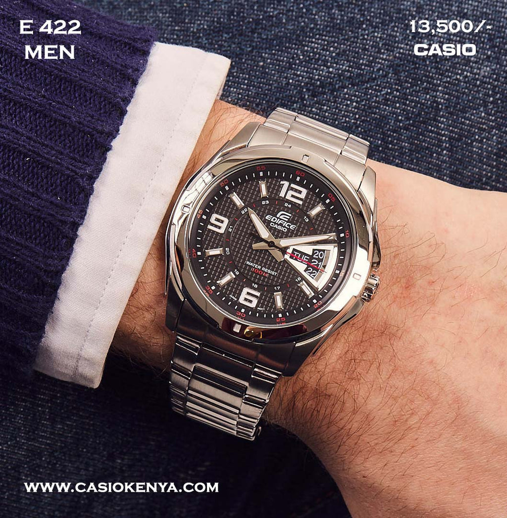 Casio Edifice for Men E 422 (Special Offer)