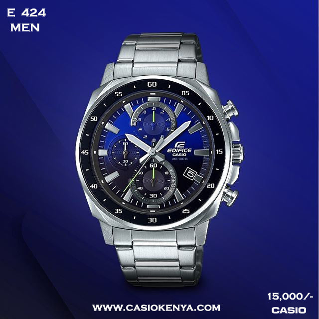 Casio Edifice for Men E 424 (Special Offer)