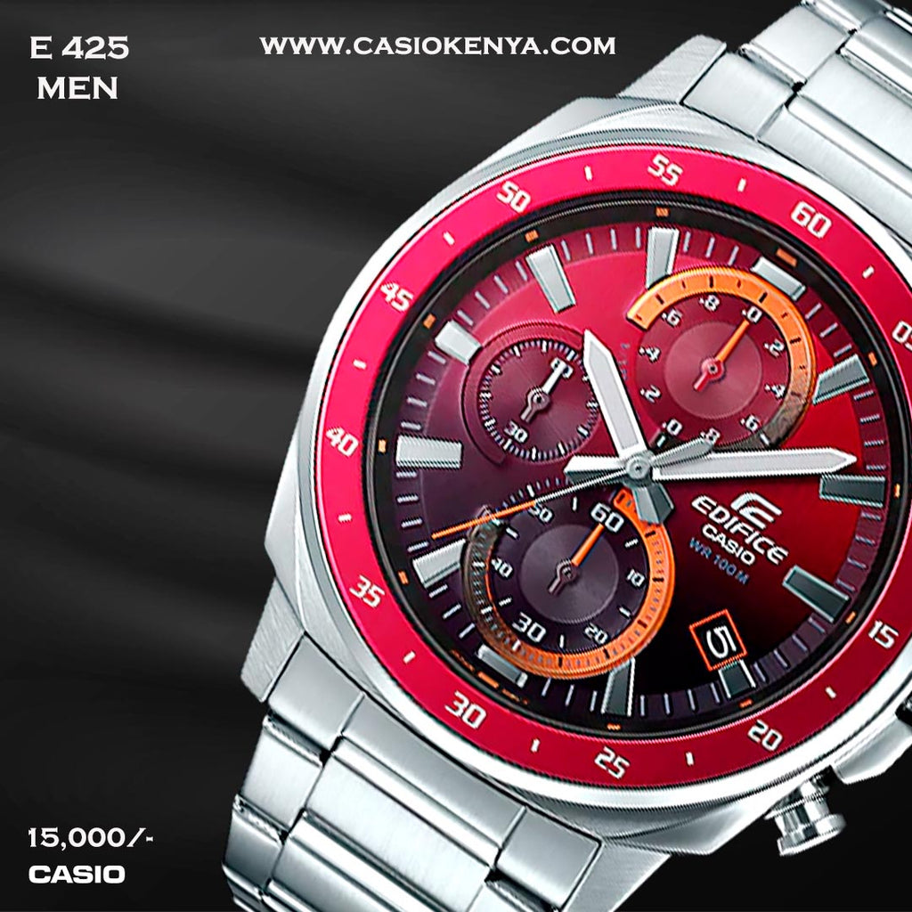 Casio Edifice for Men E 425 (Special Offer)