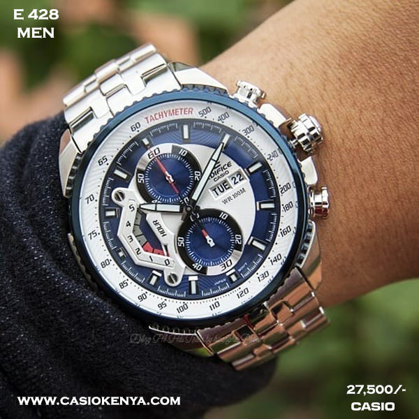 Casio Edifice for Men E 428 (Special Offer)