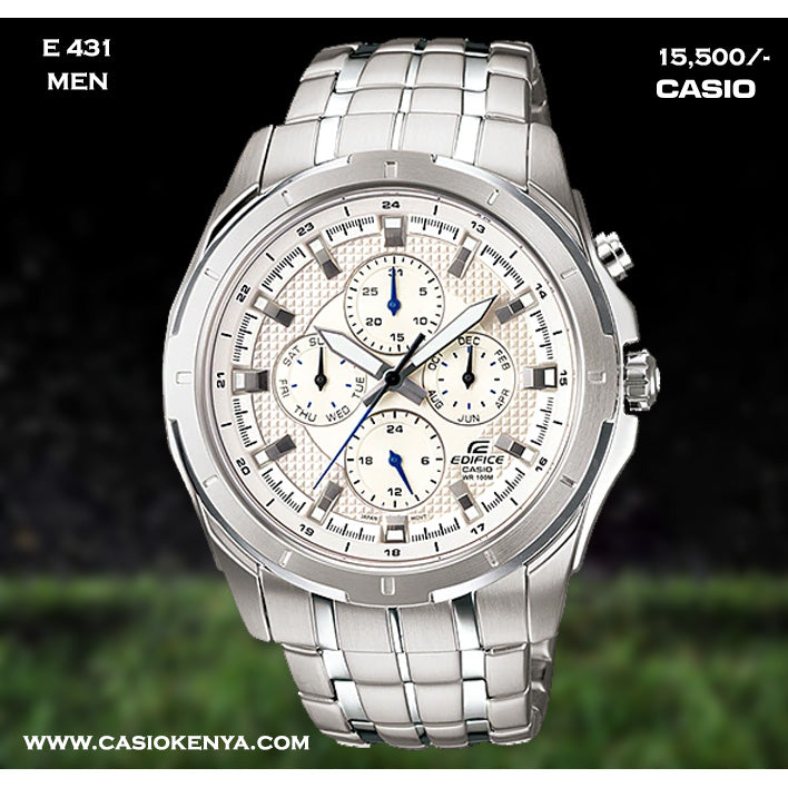 Casio Edifice for Men E 431 (Special Offer)