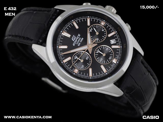 Casio Edifice for Men E 432 (Special Offer)