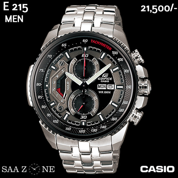 Casio Edifice for Men E 215