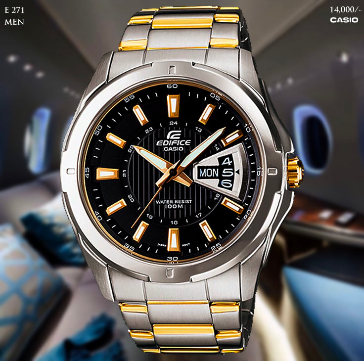 Casio Edifice for Men E 271 ( Special Offer)