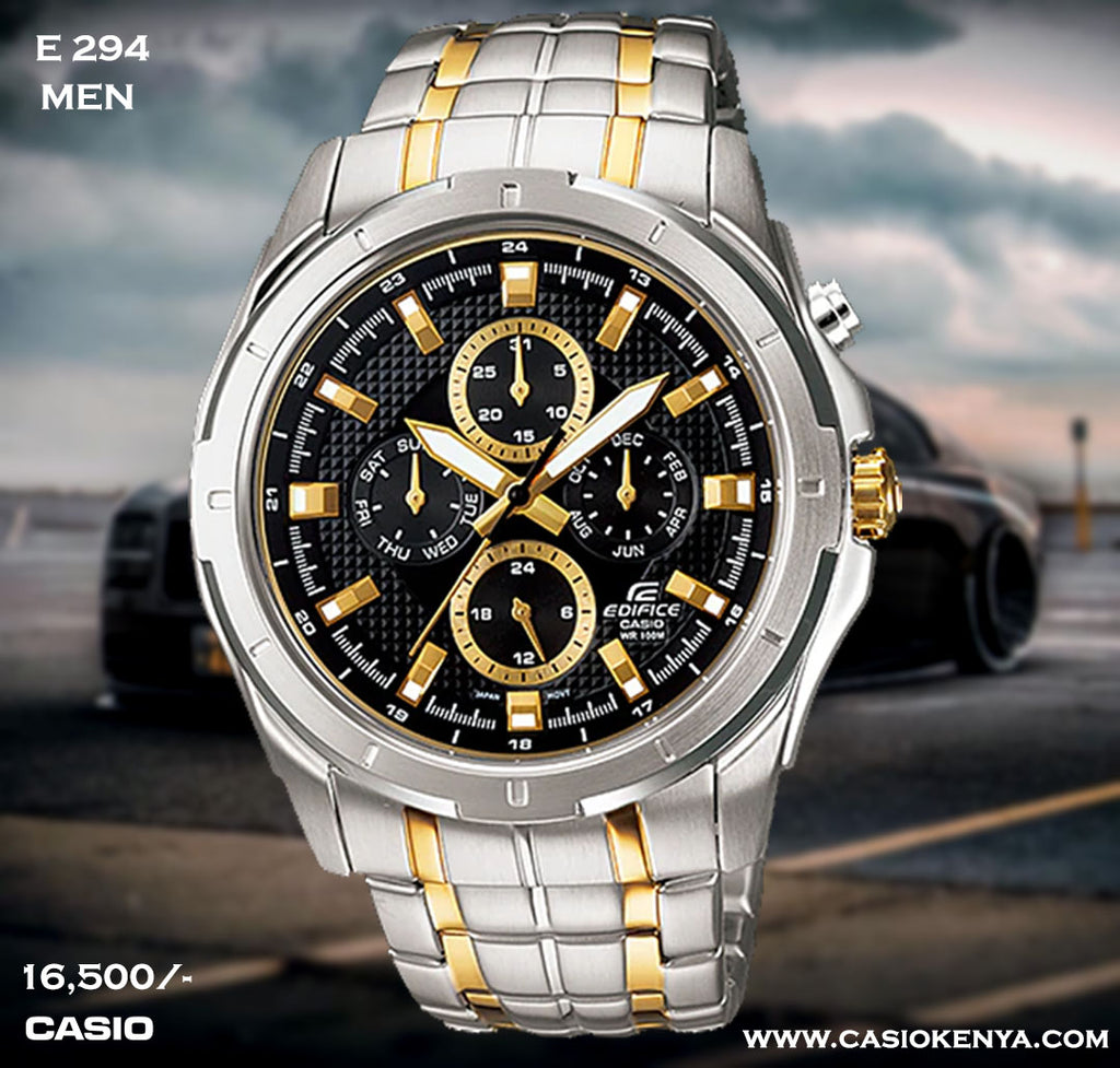 Casio Edifice for Men E 294 (Special Offer)