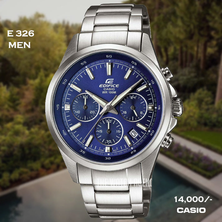 Casio Edifice for Men E 326 (Special Offer)