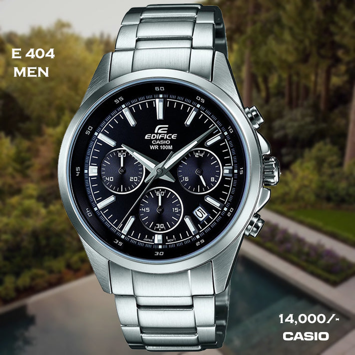 Casio Edifice for Men E 404 (Special Offer)