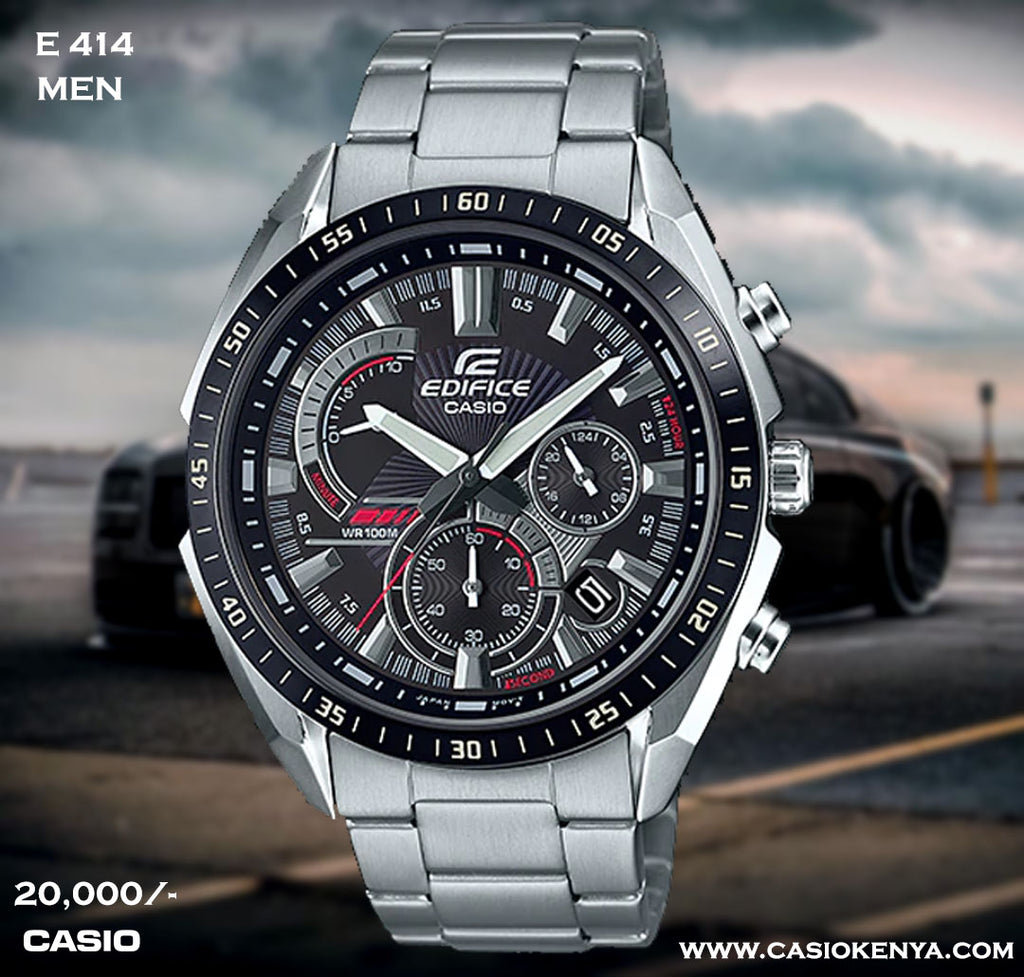 Casio Edifice for Men E 414 (Special Offer)