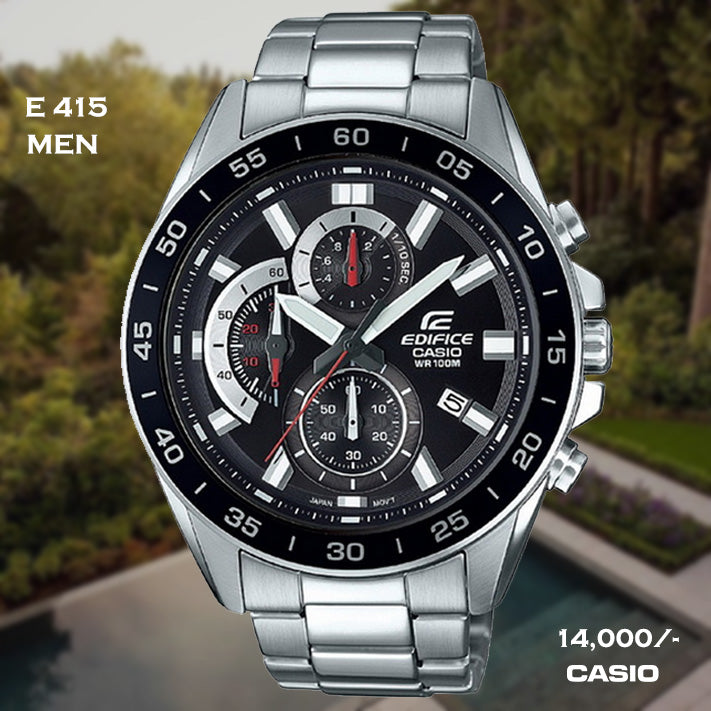 Casio Edifice for Men E 415 (Special Offer)