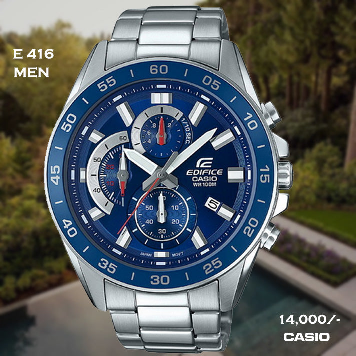 Casio Edifice for Men E 416 (Special Offer)