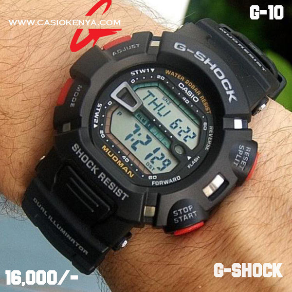 Casio G-SHOCK for Men G 10